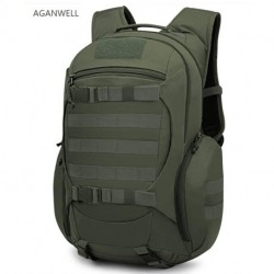 AGANWELL  Tactical Backpacks Molle Hiking daypacks for Camping Hiking Military Traveling Motorcycle