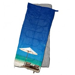 OUSHOT  Sleeping Bag Indoor & Outdoor Use. Great for Kids, Boys, Girls, Teens & Adults