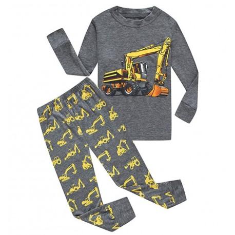 ORBITKEY Little Boys Kids Pajamas 100% Cotton