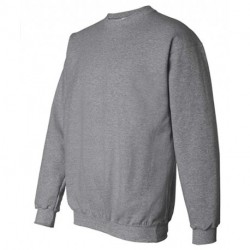 OZJABC  Men's Ultimate Cotton Heavyweight Crewneck Sweatshirt