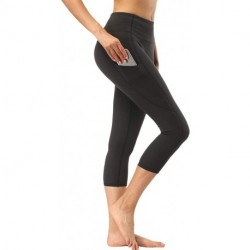 VUMUZU Womens High Waist Yoga Pants with Side Pockets