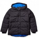 OVANGKOL Boys' Hooded Puffer Jacket Coat
