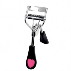 DOZAVI Stainless Steel Eyelash Curler with Built-in Comb Pinch Pain-Free Suitable for Any Eye Shapes