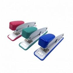PPSEX Professional office 20 sheets standard stationery stapler machine 24/6 26/6 pin cheap custom manual book binding metal stapler
