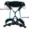 MTSLINE Climbing Safety Harness Professional Mountaineering Lightweight Rock Climbing Waist Safety Belt
