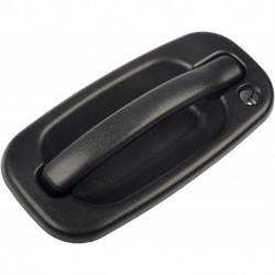Enocos 77261 Front Driver Side Exterior Door Handle for Select Chevrolet / GMC Models, Black