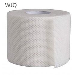 "WJQ  Surgical Tape Porous Skin Soft Fabric Cloth Adhesive Tape 2"" x 10 Yards Three Rolls"