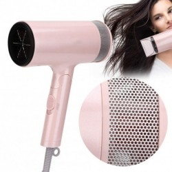 Kaynway 1500W Electric Hair Dryer, Professional Salon Hair Dryer Negative Ion Foldable Blow Dryer Household Hair Care Drying Tool Hand Held Hair Dryer for Long Short Hair(US 110V)