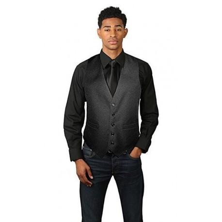 Men's Full Back Dress Vest[sample]